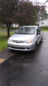 Toyota Echo 2003 for sale with BOGO Echo 2001 for parts