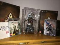 Assassins Creed 3 Collectors Edition PS3