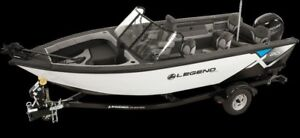 2017 Legend Boats X20 76. per week o.a.c. ALL-IN PRICE, NO EXTRA