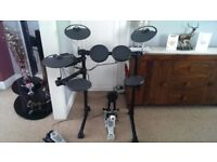 Yamaha DTX450K Electronic/Electric/Digital Drum Kit/Set (RRP £610)