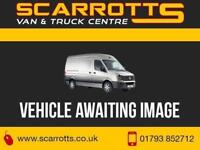 2012 62 FORD TRANSIT 2.2 TDCI T300 LOW ROOF SWB 125 BHP TAILGATE AIR CON 72759 M
