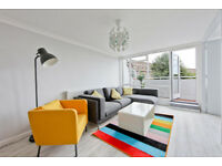 2 bedroom flat for sale in Brixton. Right by the market.