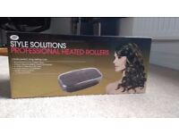 New Profesional Heated Rollers