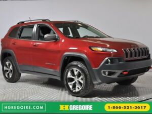 2015 Jeep Cherokee TRAILHAWK BLUETOOTH NAVIGATION MAGS