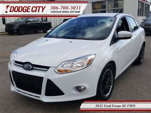 2012 Ford Focus SE | FWD | PST PAID