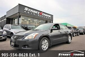 2011 Nissan Altima 2.5 S | Rear Defroster | A/C | Cruise Control