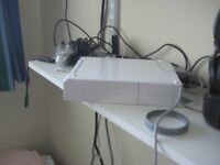 wii + wii board and games