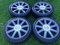Audi RS4 Wheels Genuine OEM 5x100 18inch TT S3 Golf MK4 Bora
