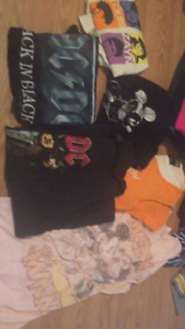 Assorted Shirts For Sale