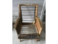 Parker Knoll Armchair for upholstery