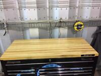 Snap on wooden table top (for swap only)