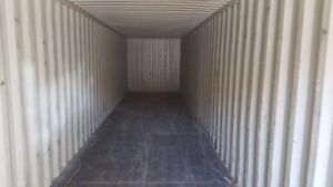 40 foot standard shipping containers for sale