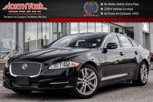 2014 Jaguar XJ AWD|PortfolioPkg|Nav|PanoSunroof|Massage|Leather|
