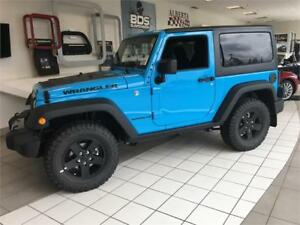 "2017 JEEP WRANGLER SPORT MANUAL ""BIG BEAR"" GORGEOUS CHECK IT OUT"