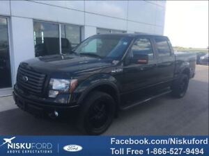 2011 Ford F-150 FX4 LEATHER AND SUNROOF! $252.65 b/weekly.