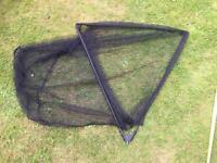 Carp fishing large landing net