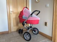 Quinny Buzz in red excellent condition