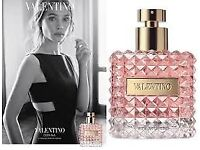 VALENTINO 'DONNA' LOVELY FRAGRANCE FOR LADIES,NEW-GIFT BOXED, COLLECTION OR DELIVERY.TEL.07803366789