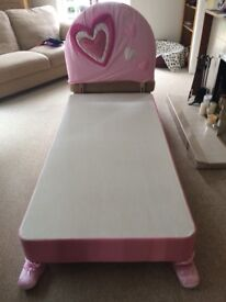 FREE children's first bed (2-8 years) Silent Night