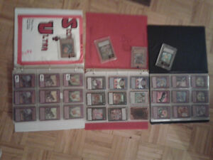 HUGE YUGIOH COLLECTION (TRADING CARDS ALL RARE HOLO SECRET ULTRA
