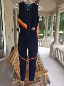 2 piece Women's Wet Suit - for sailing / water sports