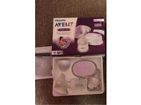 Philips Avent Single Breast Pump with Accessories