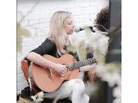 Wedding pianist/guitarist and vocalist