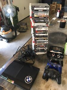 PS3 and tons of games and extras