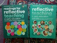 PGCE Early Years EYFS study book