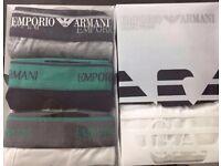 Emporio Armani Boxer shorts for men (Wholesale only)