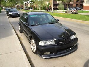 Bmw e36 M3 sedan 1997 167,000km ORIGINAL M CAR 7400$