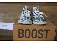 YEEZY BOOST 350 V2 Zebra with Receipt!