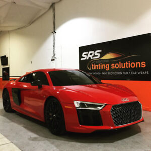 3M - Paint Protection Film - Car Window Tinting - 10% off