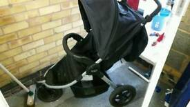 Britax B Motion pushchair