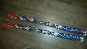 Ensemble Skis et bottes Head Monster