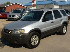 2005 Ford Escape XLT $2000 MIDCITY 1831 SASK AVE