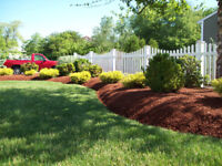 Mulch Delivery and Installation Service