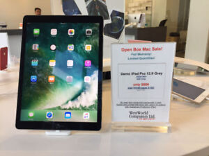 Ipad Pro 12.9 inch - Only $899!
