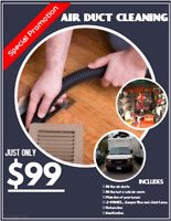 AFFORDABLE HOME DUCT CLEANING IN JUST $100/-