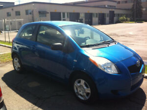 Excellent Toyota Yaris  2007 Manual
