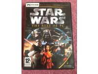 Star Wars video game collection