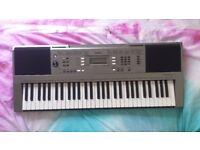 Yamaha keyboard - psr E353 - Perfect condition