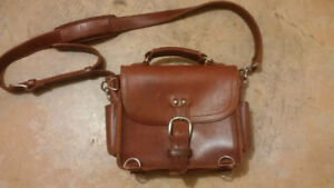 best leather in the world - saddleback leather small satchel