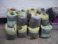 Topsoil - approx half a tonne