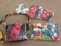 Marvel Changing Bag