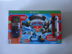 Skylanders Trap Team Xbox one includes Game and new Traptanium P