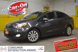 2013 Kia Rio EX SUNROOF HEATED SEATS BLUETOOTH ALLOYS