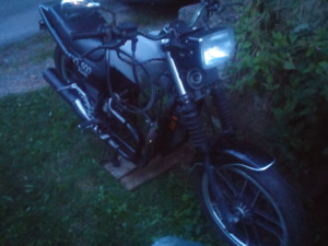 Vintage 1983 Honda Ascot VT500FT with papers