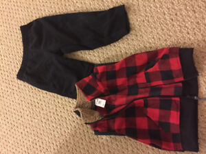 Carters pants and jacket 12m