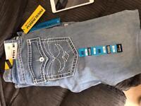 Jeans size 38 waste